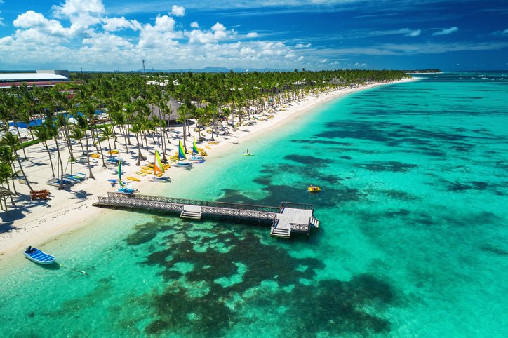 The most beautiful beaches in the Dominican Republic