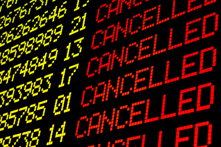 How to claim a flight delay or cancellation